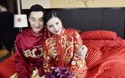 Nữ hoàng nhảy cầu Trung Quốc đẹp rạng rỡ trong ngày cưới