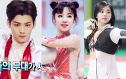 """Đại hội thể thao idol: Nơi đưa loạt thần tượng vô danh lên hàng nam thần nữ thần, """"sàn đấu"""" của mỹ nhân BIG3"""