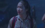 Hậu chia tay Song Luân, Khả Ngân bất chấp tính mạng ở lại đảo để chống chọi với siêu bão