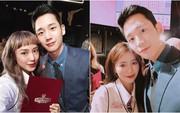 Mẫn Tiên, Salim khoe ảnh selfie với Jung Hae In - mỹ nam