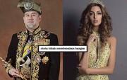 Cựu hoa hậu Nga làm đám cưới với quốc vương Malaysia, chia sẻ rằng
