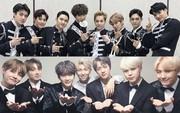 BXH album bán chạy trong tuần đầu phát hành: EXO và BTS, ai là người dẫn đầu?