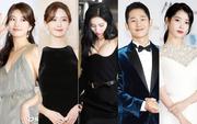 Thảm đỏ khủng nhất lịch sử Kbiz: Suzy hở bạo bên nữ thần Yoona, BTS và 150 siêu sao đại náo