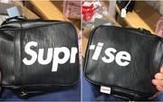 Khi con trai trở thành nạn nhân của mua hàng online: Order túi Supreme nhận về tay... Suprise!