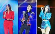Dàn sao Việt nổi bật nhất hội ngộ xinh đẹp, máu lửa trên sân khấu Thủ đô