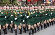 Con gái muốn thành sĩ quan quân đội chỉ có 3 trường này để đăng ký