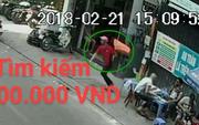 Bị cướp ở phố Tây Sài Gòn, thanh niên Việt kiều tha thiết kêu gọi kẻ cướp trả lại tài sản
