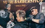 Barbershop Vũ Trí tại sự kiện Saigon Tattoo Expo 2018