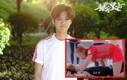 Đóng phim cùng bạn gái, Luhan vẫn suýt bị nữ phụ cưỡng hôn