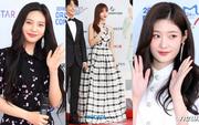 Thảm đỏ Dream Concert 2018: Dàn nữ thần Kpop bị mỹ nhân sexy vô danh lấn át, Seventeen, NCT điển trai như hoàng tử