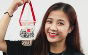 """Hà Nội bắt kịp trào lưu """"quai vải trà sữa"""" bảo vệ môi trường"""