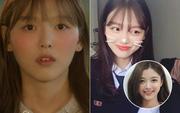 Chị ruột Kim Yoo Jung mới đóng phim đã gây sốt với nhan sắc không kém em gái