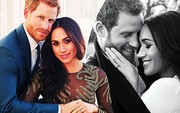 Chuyện tình đẹp như mơ của nữ diễn viên Meghan Markle và Hoàng tử: Yêu em từ cái nhìn đầu tiên
