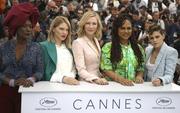 Cannes 2018 và nỗ lực bình đẳng giới trước làn sóng nữ quyền lên cao