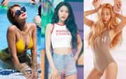 """Hè là lúc idol nữ thi nhau khoe dáng, Dispatch tung danh sách 5 người đẹp body siêu chuẩn để tự tin """"hở"""""""