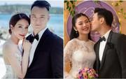Những người đẹp Vbiz vướng nghi vấn mang bầu trước đám cưới
