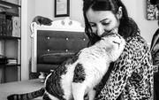 Bộ ảnh Catisfaction chụp lại khoảnh khắc hạnh phúc của những chú mèo