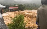 Nghệ An: 35 người dân huyện miền núi Quỳ Châu mất liên lạc khi vào rừng hái măng trước bão số 3