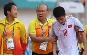 HLV Park Hang Seo không ngạc nhiên khi Olympic Việt Nam ngang tầm Olympic Nhật Bản