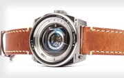 Cùng chiêm ngưỡng bộ sưu tập đồng hồ độc đáo lấy ý tưởng từ ống kính máy ảnh