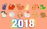 Dự đoán tương lai vận mệnh của 12 con giáp trong năm Mậu Tuất 2018