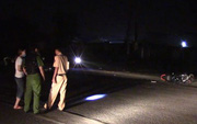 Tài xế chở 2 người đàn ông nước ngoài đi cấp cứu rồi bỏ trốn sau va chạm giao thông