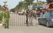 Nam Định khẩn trương công tác chuẩn bị cho lễ Khai ấn Đền Trần: Hơn 2.000 nhân viên an ninh, 16 camera giám sát hành vi phản cảm