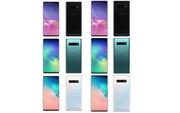 Lộ diện 3 màu cực đỉnh của Galaxy S10 tối nay cho các chị em, đảm bảo ăn đứt iPhone Vàng hồng