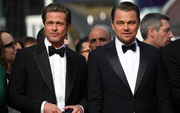 Mê mẩn nhan sắc hai quý ông quyền lực Leonardo và Brad Pitt từ những vai diễn đầu đời