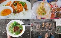 Với 500k bạn ăn vặt được những gì ở Sài Gòn và Hà Nội đây?