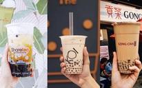 Khu phố đi bộ Nguyễn Huệ đã trở thành phố trà sữa Sài Gòn rồi!