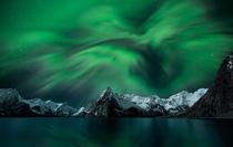 Ngắm khoảnh khắc cực quang đẹp long lanh ở Na Uy