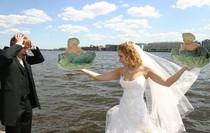 17 thảm họa ảnh cưới do các thợ photoshop không có tâm chỉnh sửa
