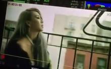 """""""Bố Yang"""" nhá hàng ảnh MV mới của CL trên Instagram cá nhân"""