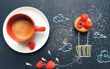 Những bức tranh sáng tạo lấy cảm hứng từ bữa sáng giản đơn