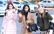 """Taetiseo cùng dàn thần tượng khoe sắc trước khi """"lên sàn"""" Music Bank"""