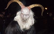 Bí ẩn con quỷ Giáng sinh Krampus - phiên bản độc ác của ông già Noel