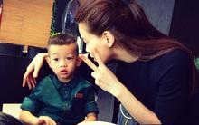 Clip: Mới 6 tuổi, bé Su Beo đã có thể nói và hát hoàn toàn bằng tiếng Anh với mẹ Hà Hồ