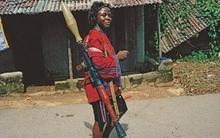 Độc đáo thời trang du kích ở lục địa đen