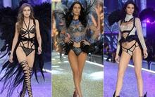 """[HOT] Tất cả hình ảnh """"nóng bỏng tay"""" của Victoria's Secret Fashion Show 2016!"""