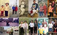 """Giới trẻ Trung Quốc đồng loạt """"xin 1 vé về tuổi thơ"""" nhân ngày 1/6 với chùm ảnh khi xưa ta bé"""