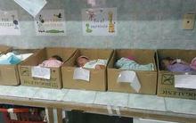 Khủng hoảng kinh tế Venezuela: Trẻ sơ sinh bị đặt trong hộp giấy ở bệnh viện