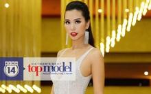 Hà Anh ngậm ngùi nhớ lại sự thiệt thòi của thí sinh VNTM mùa đầu