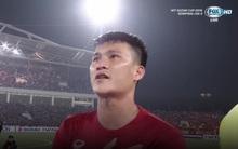 Giọt nước mắt của Công Vinh trong 90 phút cuối cùng mang màu áo tuyển quốc gia