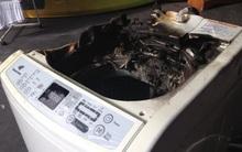 Sự cố Galaxy Note7 chưa qua, giờ tới cả máy giặt của Samsung cũng nổ banh chành