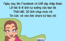 Bộ tranh: Cuộc sống của chúng ta kể từ khi có mạng xã hội là như thế này đây!