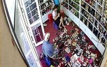"""Truy tìm """"nữ quái"""" liên tiếp trộm đồ ở các shop quần áo, giày dép"""