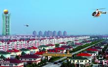 Mục sở thị ngôi làng hiện đại và giàu có nhất Trung Quốc