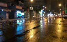 Sau bao ngày chờ đợi, Sài Gòn đã đón cơn mưa đầu tiên giải nhiệt mùa nóng