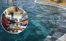 FLC Sầm Sơn bị tố có thái độ tắc trách, bể bơi quá nguy hiểm cho du khách